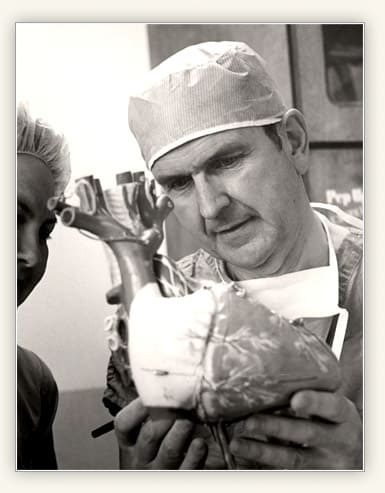 Russell M Nelson Heart Surgeon - Happy Returned Missionary