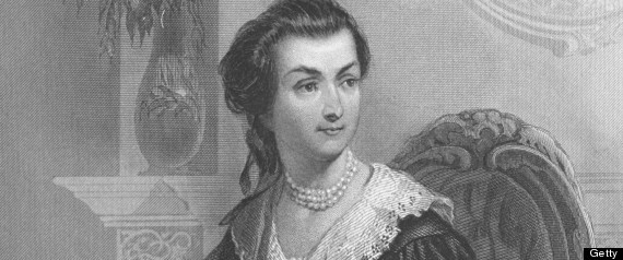 Abigail Adams first lady