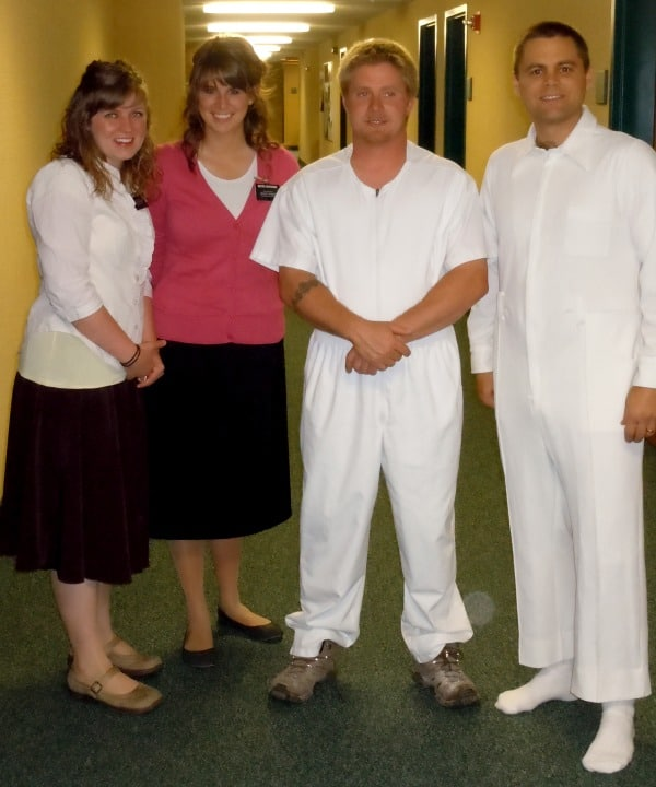 LDS Missionary Baptism - Returned Missionary