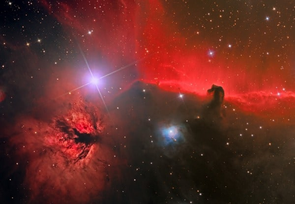 Redshift - Horsehead Nebula - Returned Missionary