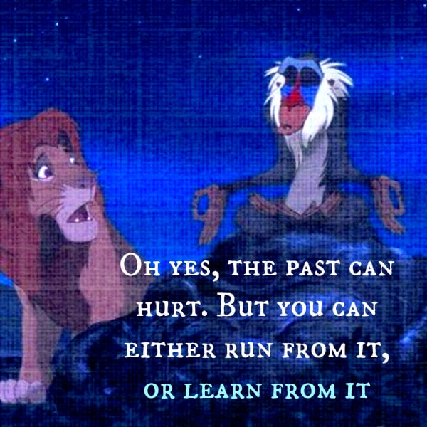rafiki - run from it or learn from it