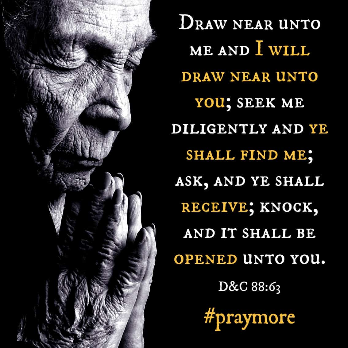 Draw Near Unto Me The Returned Missionary Live The Gospel Your