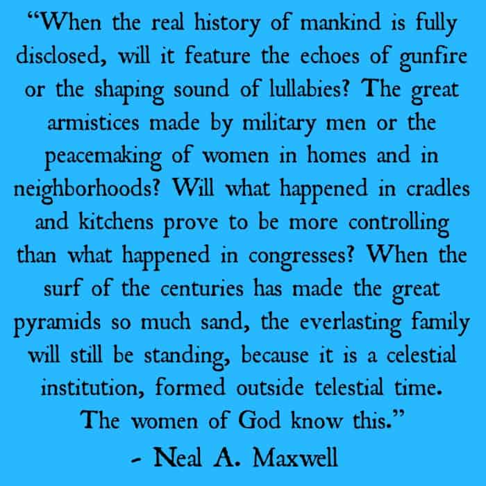 The Women of God - Neal A Maxwell