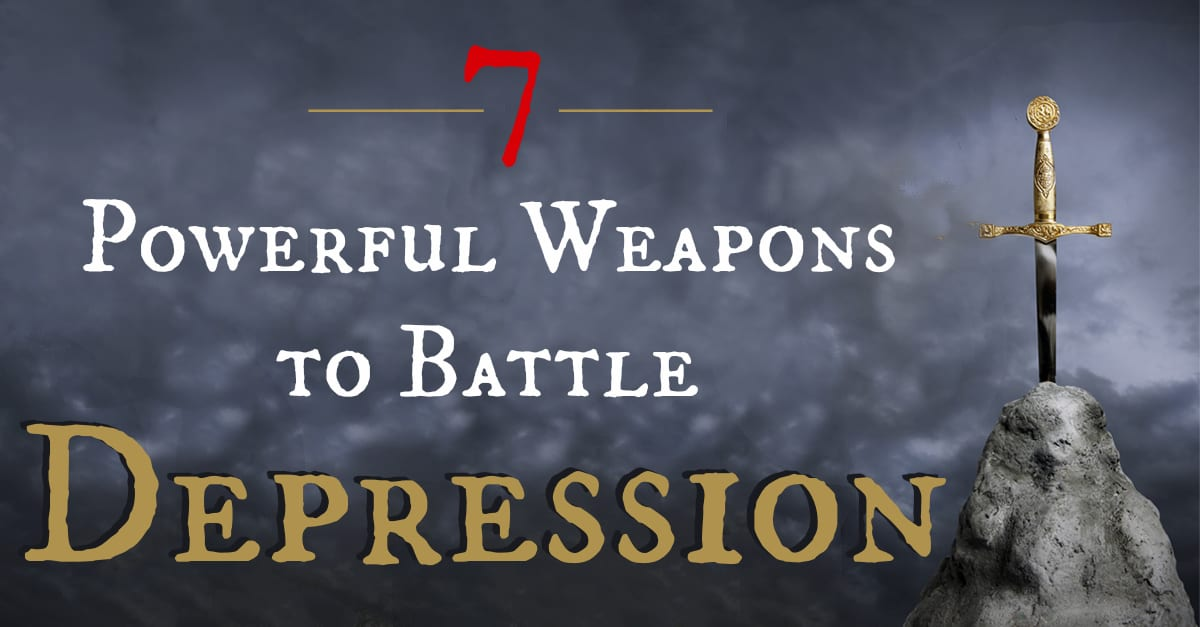 Powerful Weapons to Battle Depression - The Returned Missionary ...