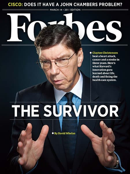 Disruptive Innovation - Forbes - Clayton Christensen