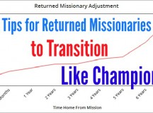 10 Tips for Returned Missionaries to Transition Like Champions