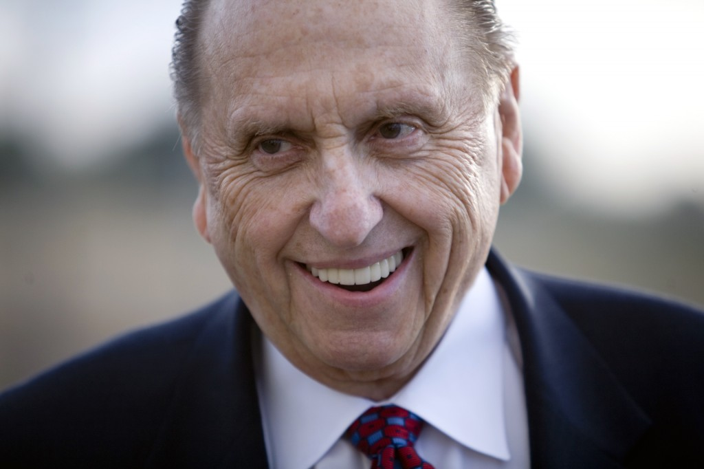 Thomas S. Monson Prophet of God