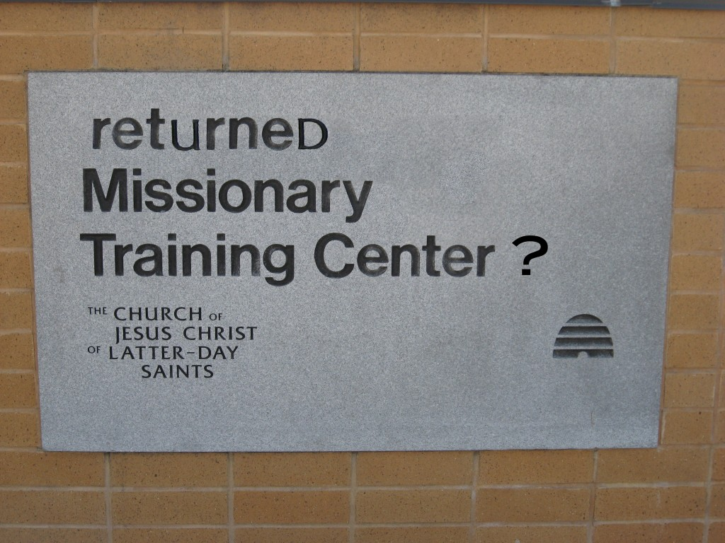 Returned Missionary Training Center