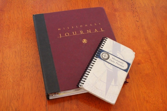 Missionary Journal - Missionary planner