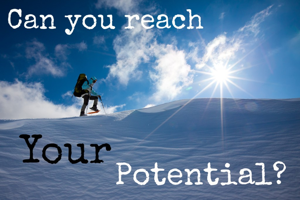 Reach Your Potential Reach your Goals