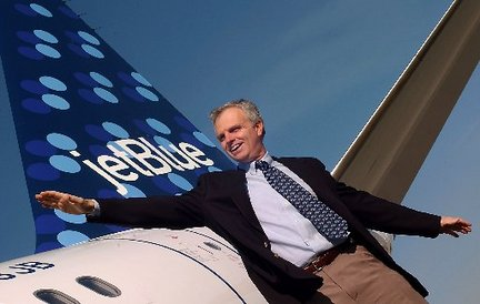 David Neeleman Jetblue - Wealthy LDS returned missionaries